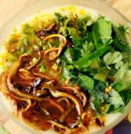 Món cháo lươn xứ nghệ