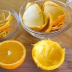 10 mẹo hay từ vỏ cam bạn nên tận dụng