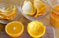 Công dụng từ vỏ cam